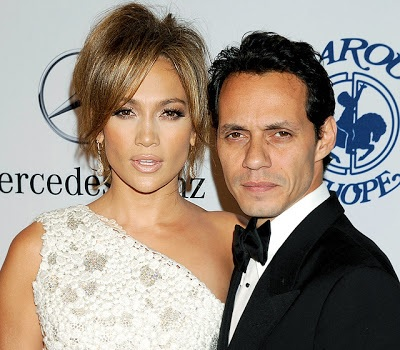 Marc Anthony and Jennifer Lopez set aside their divorce to partner on a new project