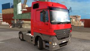 Mercedes-Benz Actros MP2 truck mod