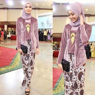jual kebaya kutubaru hijab