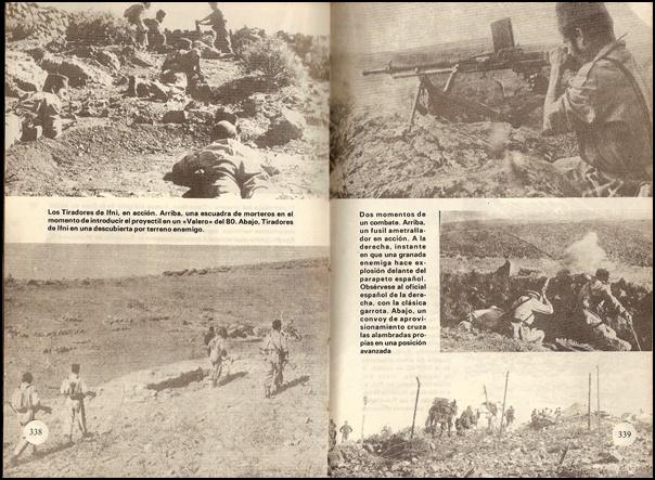 Relatos de la guerra de Ifni-Sahara : Ifni - Sahara. La