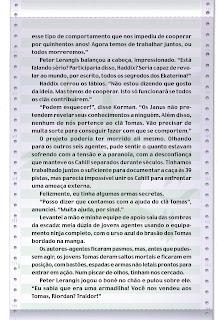 News: O Livro Negro, The 39 Clues. 21