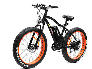 Addmotor MOTAN M-550 Fat Tire Electric Bicycle, image, review features & specifications plus compare with M-850 and M-150
