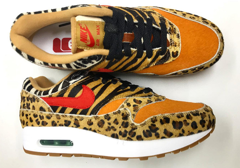 Nike x Atmos Air Max 1 »Animal Pack« Raffle + Dinner with us
