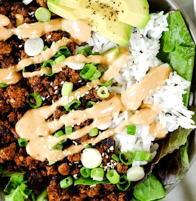 Korean Beef Bowl (Paleo + Whole30)