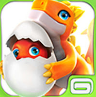 Game Dragon Mania v4.0.0 Apk Full Mod Unlimited(Money/Gems/Coins) Terbaru