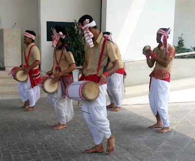 Welcome band at Vivanta By Taj in Guwahati