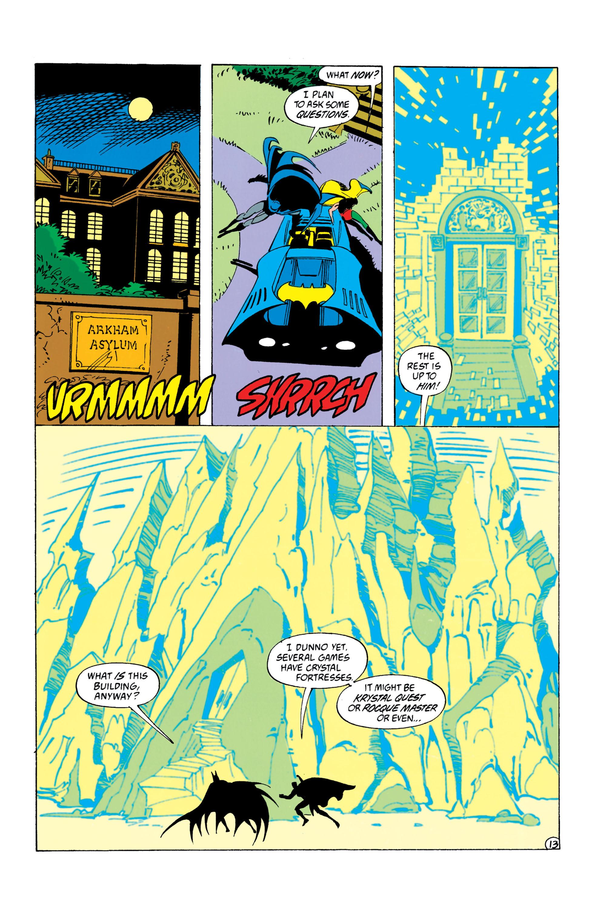 Detective Comics (1937) 636 Page 12