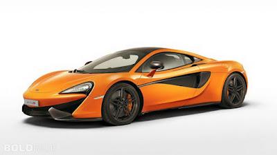 2017 McLaren 570S super cars image