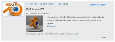 Iniciación a Blender