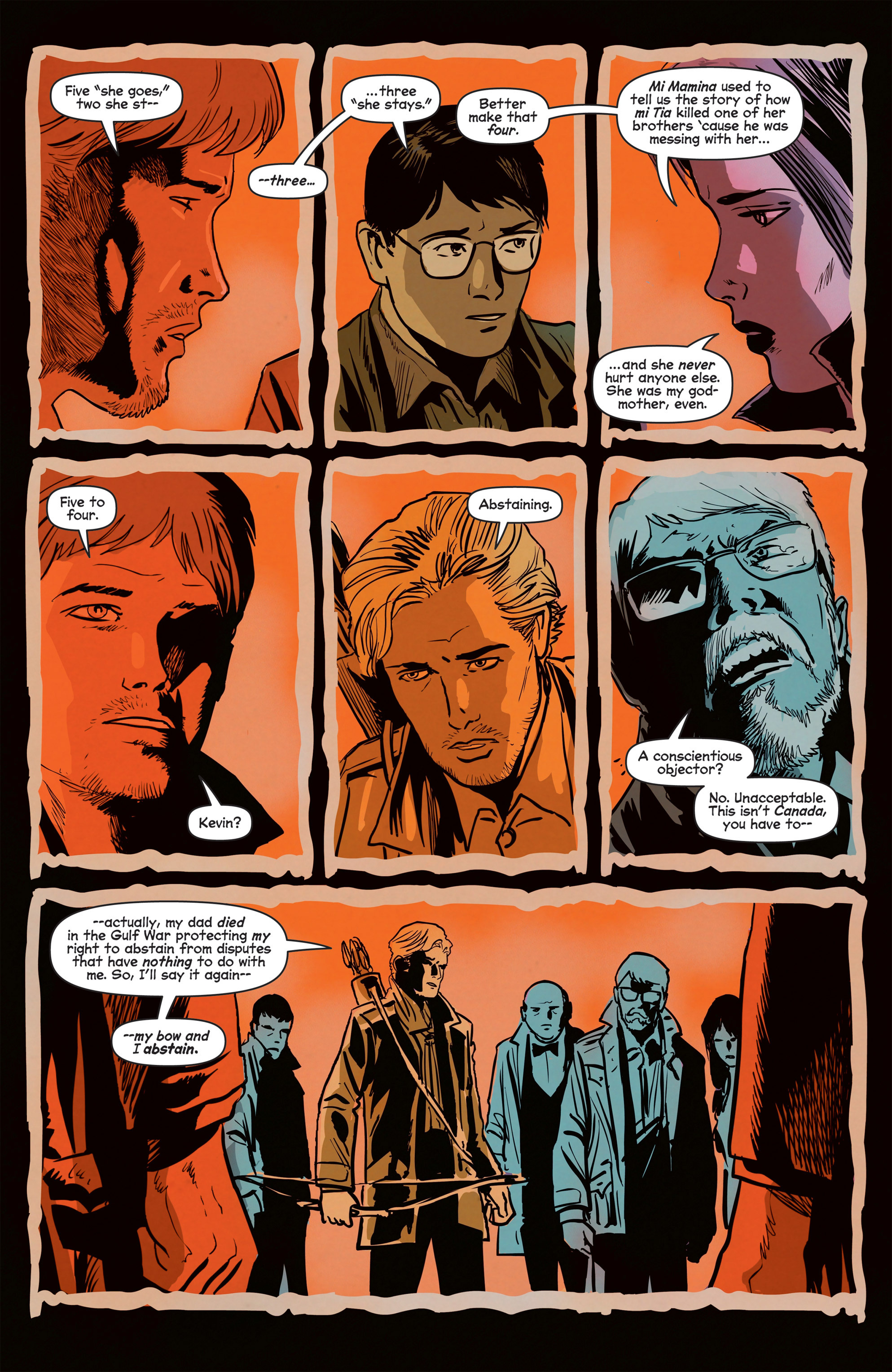 Read online Afterlife with Archie comic -  Issue #8 - 12