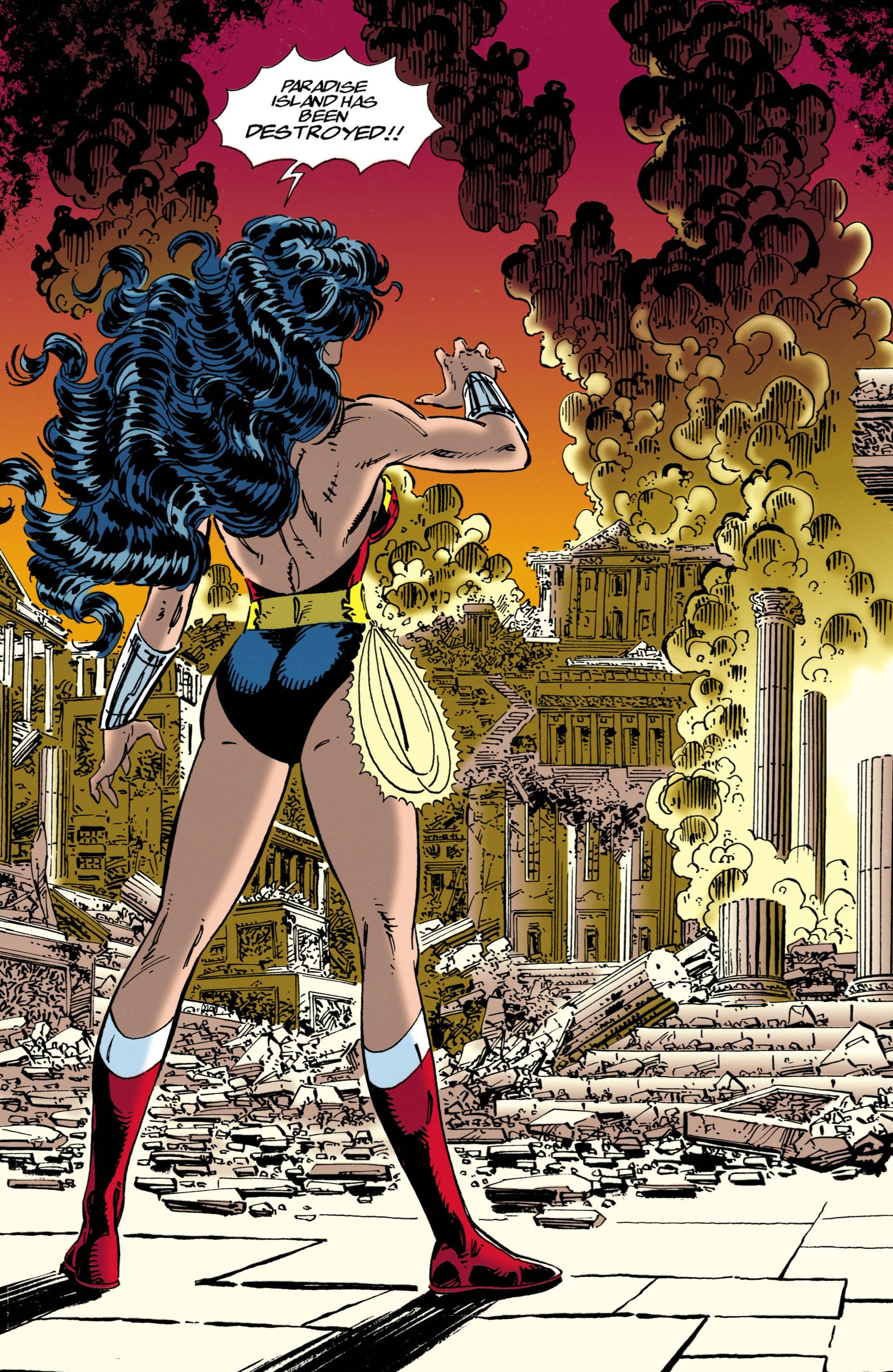 Read online Wonder Woman (1987) comic -  Issue #102 - 22