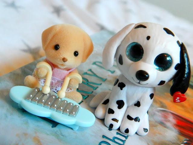 Sylvanian Families Baby Band Series, TY Mini Boos Blind Box