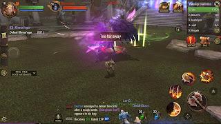 Crusaders of light MMORPG escenarios