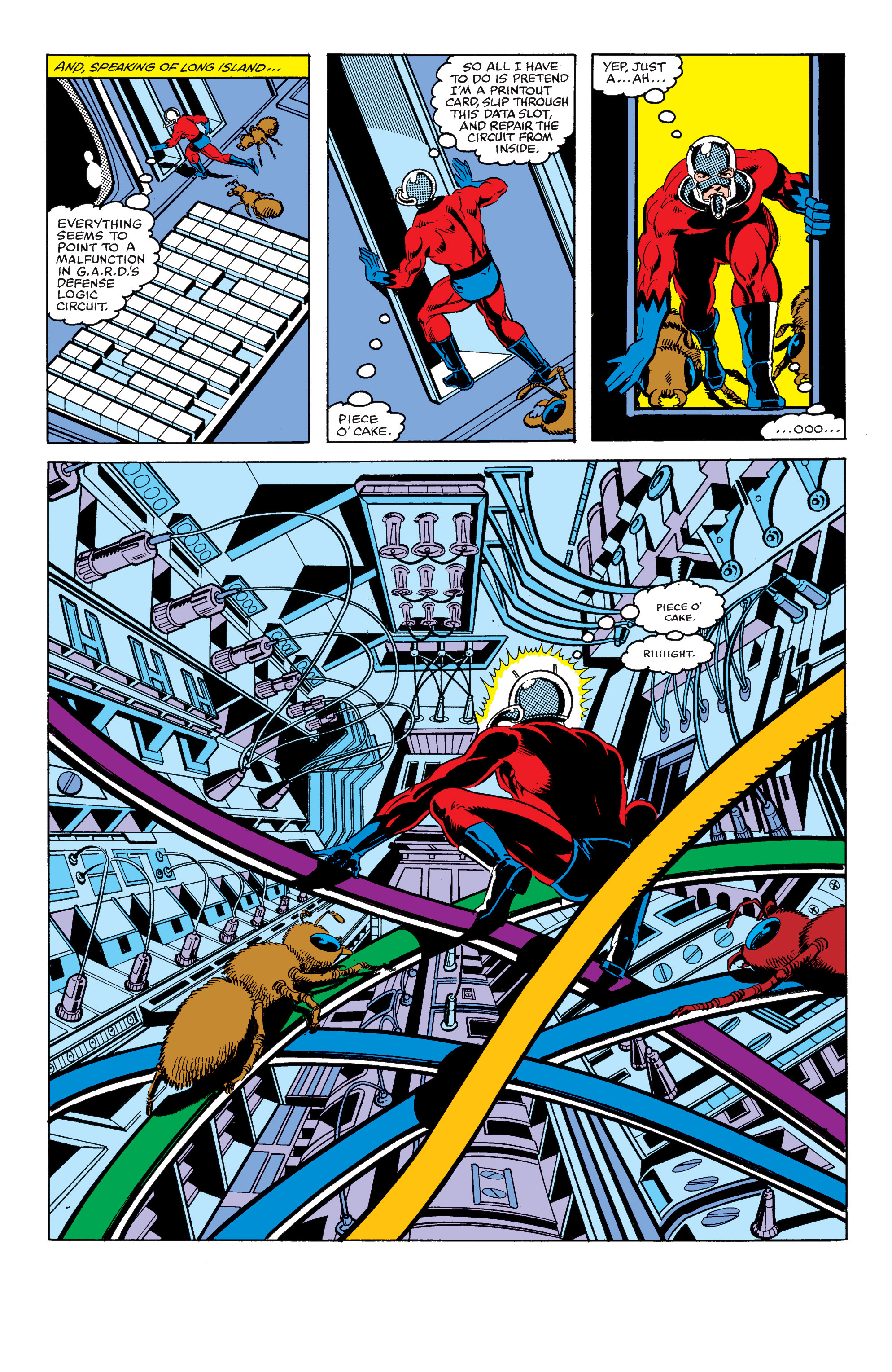 Read online Ant-Man comic -  Issue #Ant-Man _TPB - 178