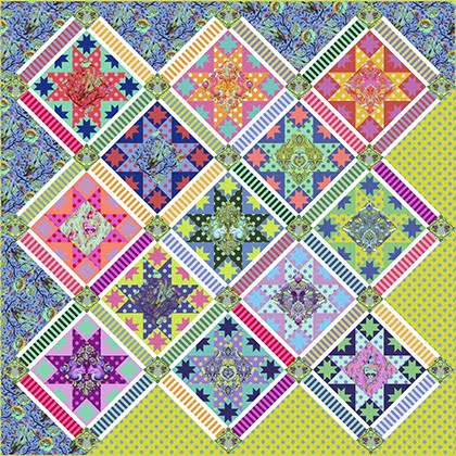 free pattern by tula pink