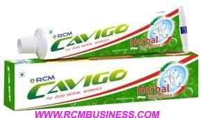 covigo rounder toothpaste