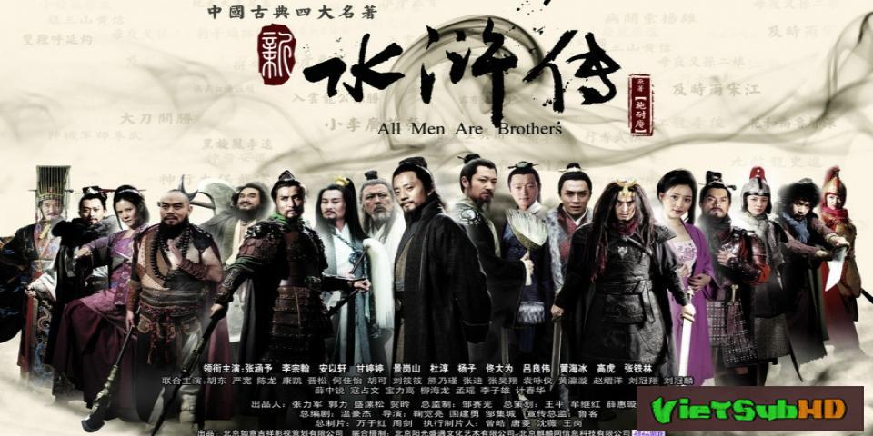 Phim Tân Thủy Hử Hoàn tất (86/86) Thuyết minh HD | All Men Are Brothers 2011