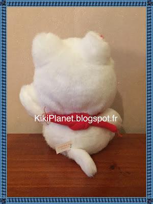 Le Monchhichi Lucky Cat Maneki Neko référence 259755 kiki, le kiki de tous les kiki, sekiguchi, ajena