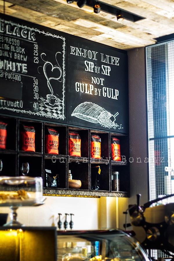 Tanamera Coffee and Roastery Jakarta