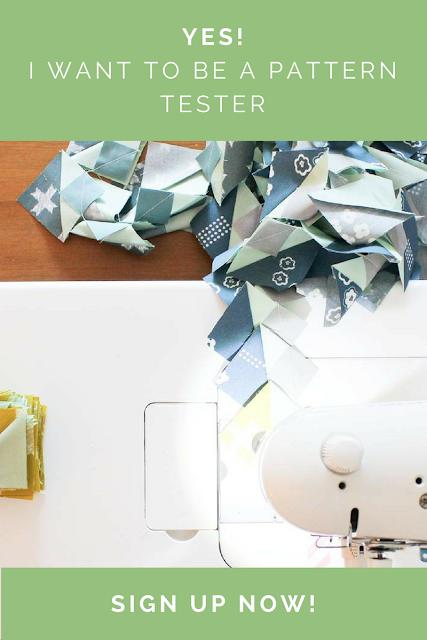 Pattern Tester Sign Up | Shannon Fraser Designs | Modern Quilts + Patterns