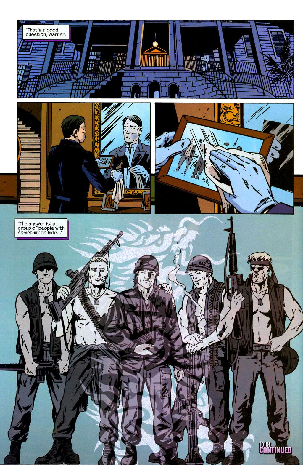 Hawkeye (2003) Issue #2 #2 - English 23