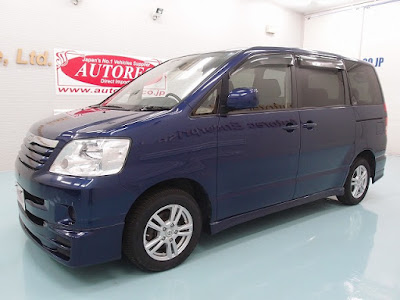 19530T9N7 2003 Toyota Noah X V Selection