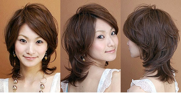 Japanese Women S Hair Style Hairstyles For Women