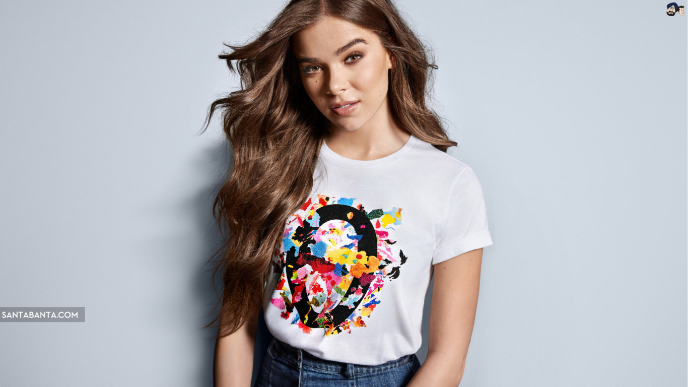 Hailee Steinfeld Awesome Top HD Wallpaper