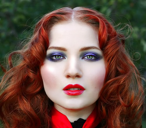 Top Fashion For All Gothic Makeup Ideas