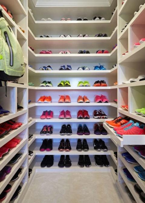 Kloe Kardashian luxury fantasy closet
