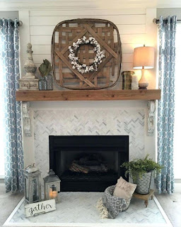 How To Choose An Attractive Fireplace In The Summer