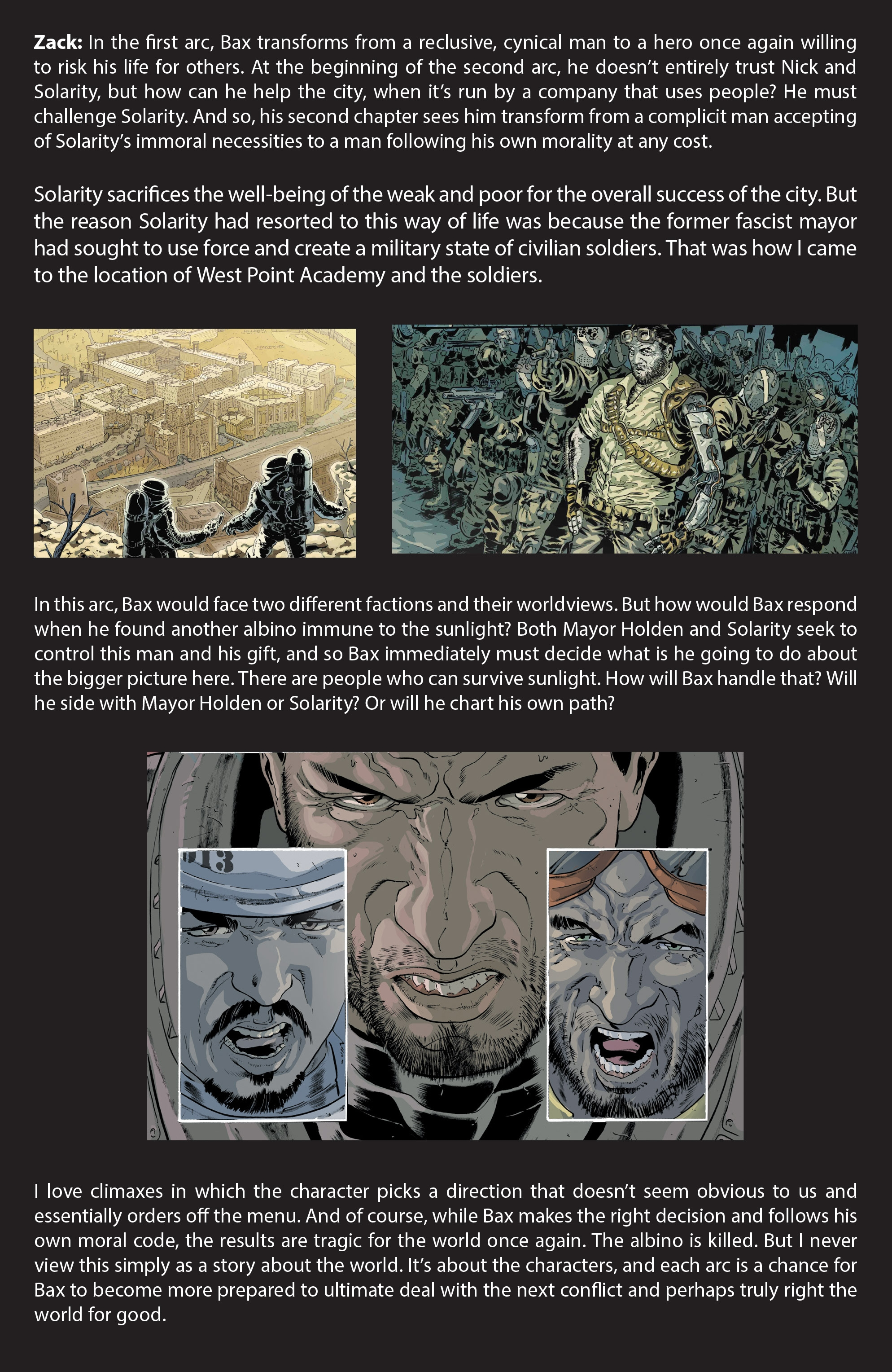 Read online Eclipse comic -  Issue #8 - 27