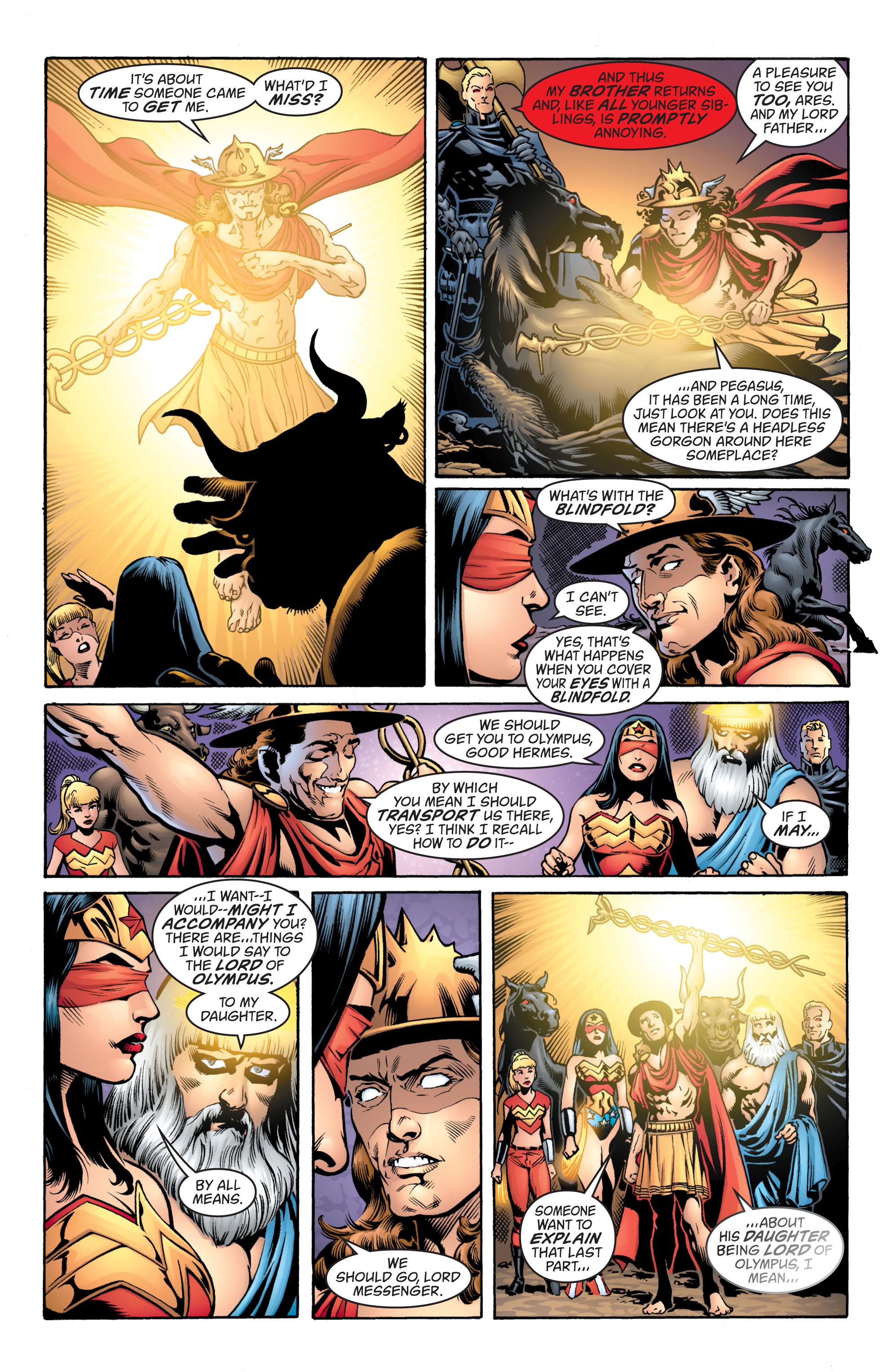 Read online Wonder Woman (1987) comic -  Issue #217 - 15