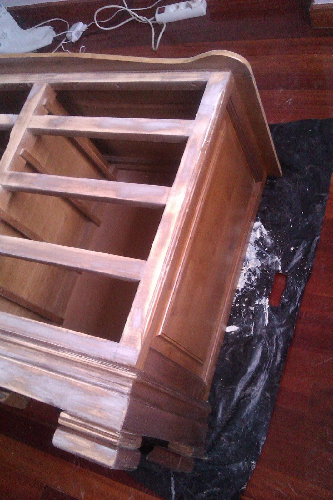 Decoraconmar a mesa estudio madera casta o cambio de look Madera de castano