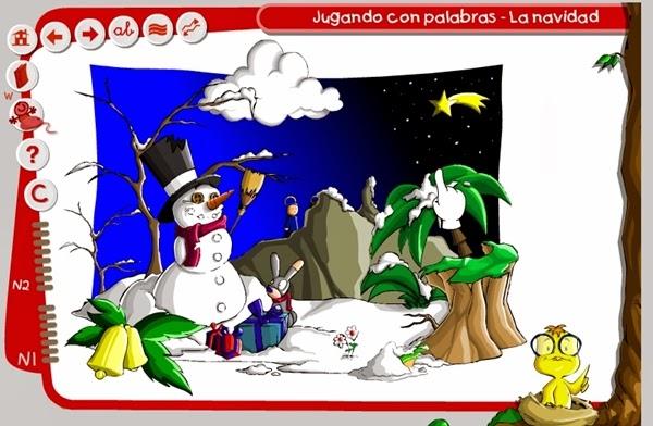 http://www3.gobiernodecanarias.org/medusa/contenidosdigitales/programasflash/Medusa/JugandoPalabras/navidad/jugandoconpalabras.html