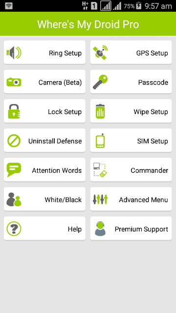 Best Anti theft/Find my phone android app for Android