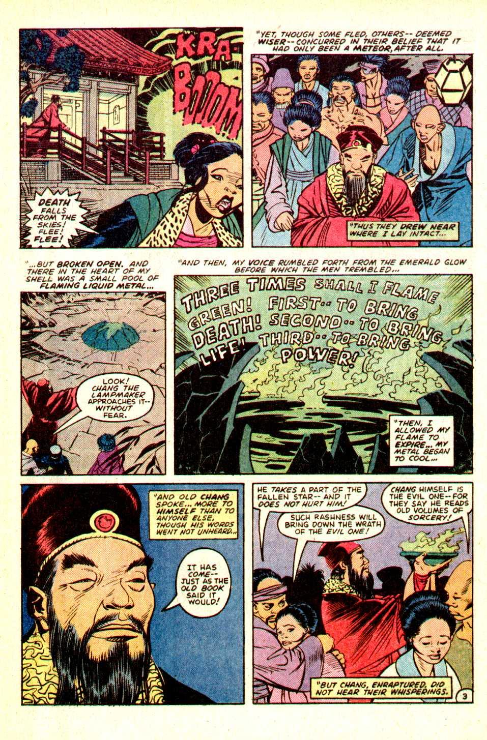 Read online Secret Origins (1986) comic -  Issue #18 - 20