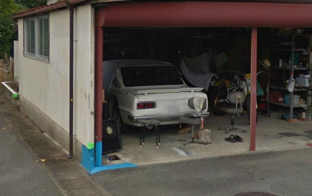 1 Τα παρατημένα supercars της Φουκουσίμα zblog, παρατημένα, Φουκουσίμα, ΦΩΤΟ, φωτογραφίες