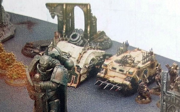 death guard plagueburst crawler warhammer 40k