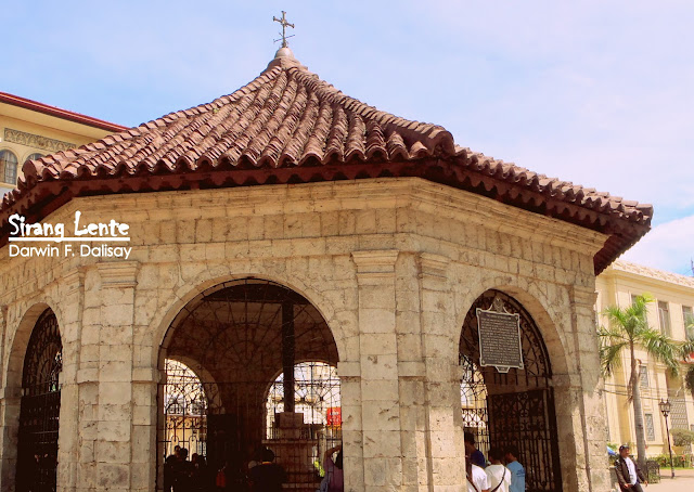 magellan's cross tourist spot