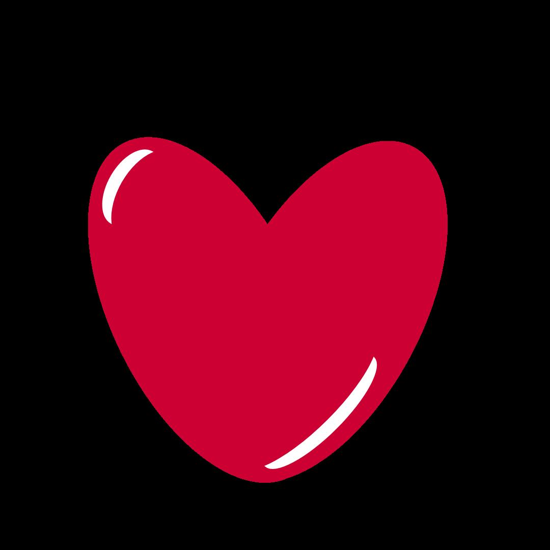 heart clip clipart february
