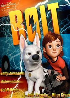 Chú Chó Tia Chớp - Bolt (2008) [HD-Vietsub+Thuyết minh]