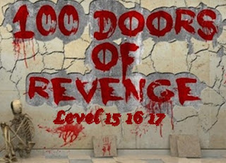 Game 100 Doors of Revenge Level 15 16 17 Answers