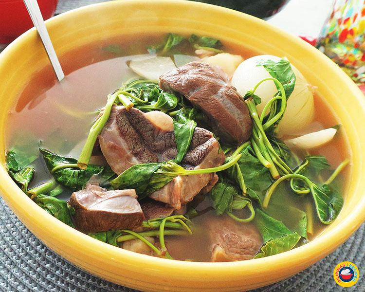 Beef Sinigang Recipe (Sinigang Na Baka) Recipe