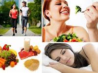 Inilah 9 Cara Hidup Sehat Yang Terbukti Ampuh