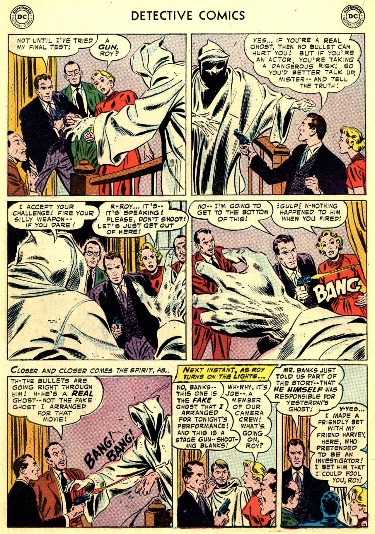 Read online Detective Comics (1937) comic -  Issue #249 - 22