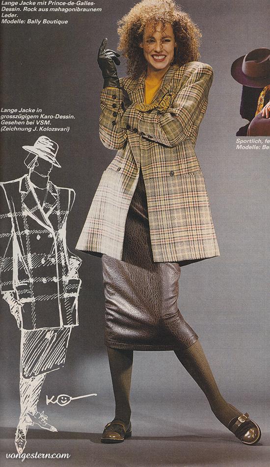 vongestern blog outfit des tages 1987. Black Bedroom Furniture Sets. Home Design Ideas