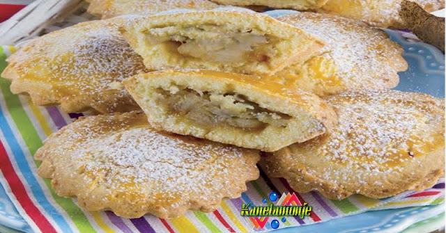 Tortas pardas de Manzana
