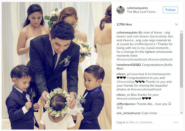Newlywed Rufa Mae Quinto Shares Heartwarming Message To Jean Garcia & Aiko Melendez