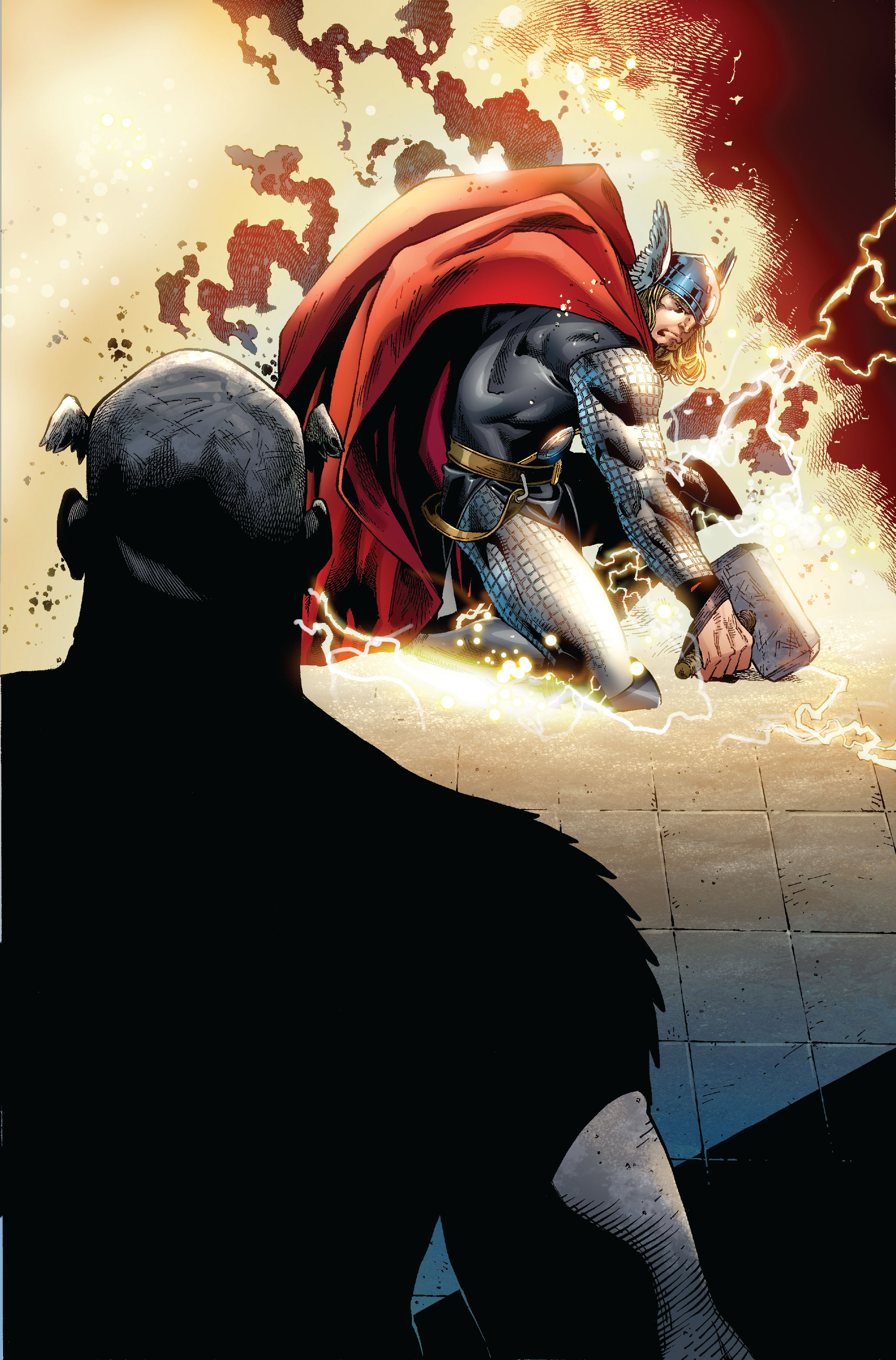 Thor (2007) Issue #11 #11 - English 12